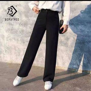 Pants - New Black Wide Leg Pants
